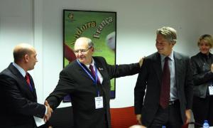 Victor Santos dimiteix com a president de la Federació Andorrana de Futbol