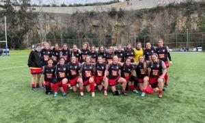 El VPC femení jugarà dissabte amb públic a l'Estadi Nacional. Foto: VPC Andorra