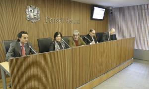 El nou director de l'INAF també dona allargues a la comissió BPA