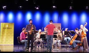 L'ONCA serà l'orquestra convidada al concurs Andorra Sax Fest 2016 ONCA sax fest