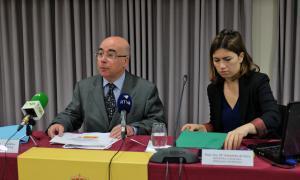 L'ambaixada d'Espanya commemora els centenaris de Cervantes i de Ramon Llull amb diversos actes Manuel Montobbio