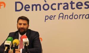 Esteve Vidal secretari organització DA