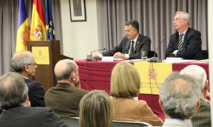 Charles Powell conferència abaixada espanyola UE Diàlegs europeus
