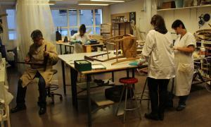 La Setmana de la Creativitat obre al públic una quarantena d'activitats al Centre Cultural la Llacuna