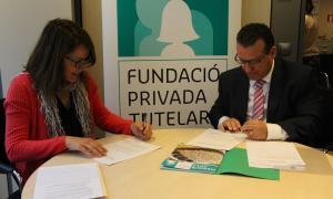 L'ABA finançarà una tercera part del pressupost de la Fundació Privada Tutelar amb 50.000 euros anuals