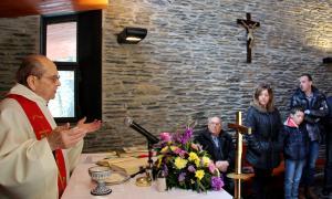 Encamp celebra la missa en honor de Sant Jaume dels Cortals