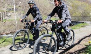 El Cos de Banders inclou la bicicleta elèctrica per als serveis urbans