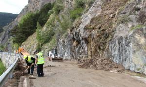 La carretera del coll d'Ordino tindrà el vistiplau per obrir a l'hivern d'aquí a uns tres anysLa carretera del coll d'Ordino tindrà el vistiplau per obrir a l'hivern d'aquí a uns tres anys