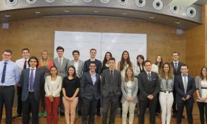 30 estudiants participen en la segona edició del programa Andbank Trainee Program