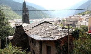 Front comú per salvar la casa més antiga d'AndorraFront comú per salvar la casa més antiga d'Andorra