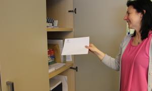 Ordino acorda amb el servei d'inserció laboral de l'EENSM la distribució de la corrrespondència
