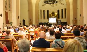 Ribas destaca la bona acollida del públic al Festival Internacional Orgue&nd
