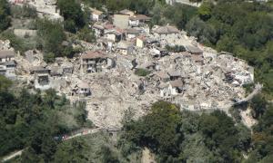 El copríncep episcopal envia un missatge de condol al president italià per les víctimes del terratrèmol