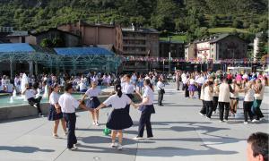 Més de 600 persones participaran en la 29a edició de l'Aplec de la Sardana dels Pirineus a Encamp