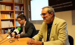 L'Institut d'Estudis Andorrans tanca les seus de Barcelona i Tolosa i anuncia la creació d'un centre de recerca històrica