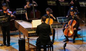 El Concert de Meritxell mescla música i arquitectura amb peces vinculades a palaus europeus El Concert de Meritxell mescla música i arquitectura amb peces vinculades a palaus europeus