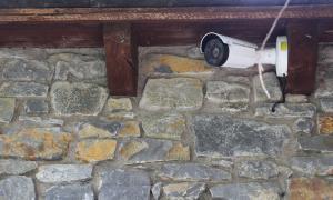 El Comú posa en funcionament les sis primeres càmeres al parc Central