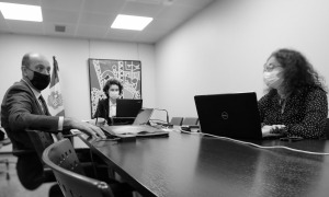 La reunió s'ha celebrat de manera telemàtica.