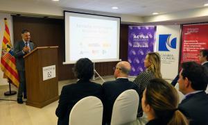 Els Governs d'Aragó i Andorra estenen ponts davant una cinquantena d'empresaris