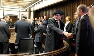 """Antoni Missé inicia l'etapa de conseller general amb """"molt de respecte i humilitat"""""""