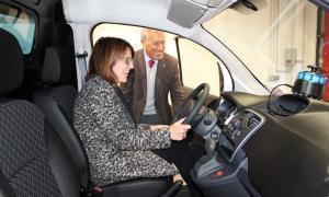 L'ABA donarà 150.000 euros en 5 anys per renovar la flota de vehicles de la Creu Roja