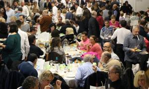 350 comensals a la 25a edició de la Mostra gastronòmica d'Andorra