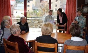Els padrins d'Ordino poden gaudir de classes de conversa en francès gratuïtes