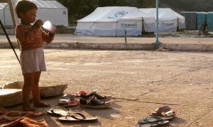 Els germans Èric i Marcel Urigüen explicaran les seves vivències al camp de refugiats grec de Filippiada
