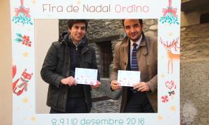 La Fira de Nadal d'Ordino s'amplia fins al casc antic