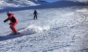 Grandvalira registra un 13% més d'esquiadors per Nadal i Vallnord, un 5%