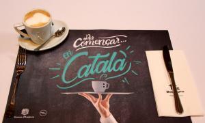 Cultura impulsa l'ús del català en la restauracióCultura impulsa l'ús del català en la restauració