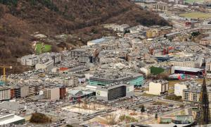 La població d'Andorra puja un 1,9% i supera les 73.000 persones
