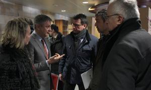 El Govern lliurarà al març una proposta dels productes agrícoles que podrien entrar a la unió duanera