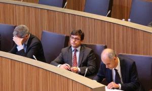 El ple votarà dijous el text de prevenció contra el blanqueig