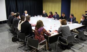 Govern posa damunt la taula una transferència fixa de 55 milions