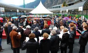 Andorra la Vella ha obert aquesta setmana el període per sol·licitar una parada a la Fira de Sant Jordi