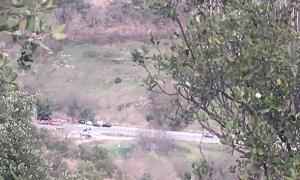 Les dues menors ferides en l'accident de l'N-145 continuen a l'UCI