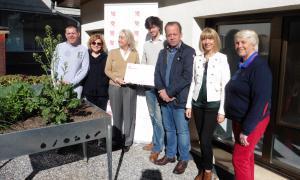 L'Escola de Mertixell rep 2.000 euros del Cor dels Petits Cantors