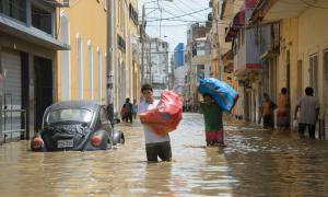 El Govern aporta 7.500 euros a favor dels damnificats per les inundacions al Perú