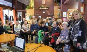 Una conferència sobre l'alimentació i les defenses obre el cicle de xerrades del Servei d'Atenció Domiciliària a Ordino