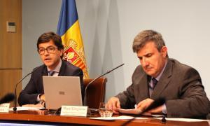El Govern preveu 300 declaracions més en la campanya de l'IRPF per la millora de l'economiaEl Govern preveu 300 declaracions més en la campanya de l'IRPF per la millora de l'economia