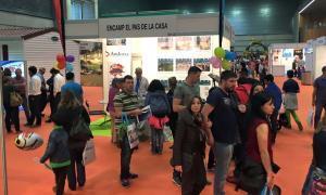 Encamp dona a conèixer la seva oferta turística a la fira Expovacaciones de Bilbao