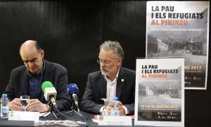 Sant Julià de Lòria acollirà la primera trobada literària transfronterera sobre la pau i els refugiats al Pirineu