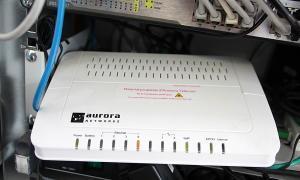 Prop 11.000 llars ja gaudeixen de les noves terminals de fibra òptica