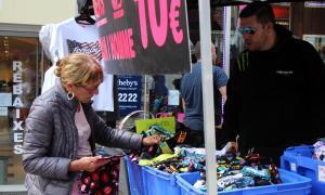 Torna el mercat de les oportunitats al Pas de la Casa coincidint amb la festa major