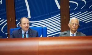 Carles Jordana presideix a Estrasburg la darrera sessió de l'APCE