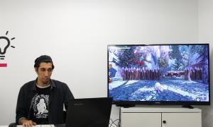 L'espai NIU impulsa el seu tercer projecte, el videojoc 'Thousand worlds' L'espai NIU impulsa el seu tercer projecte, el videojoc 'Thousand worlds'