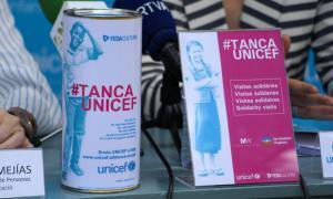 FEDACultura i Unicef uneixen esforços per recaptar diners i 'tancar' l'ONG