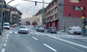 Encamp reclama gairebé 200.000 euros per infringir les normes de circulació