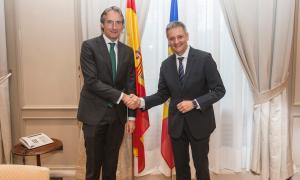Madrid estudia si és segur autoritzar els vols amb GPS a l'aeroport Andorra-La Seu